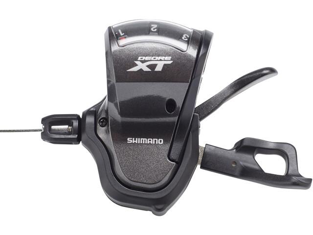 Shimano Deore XT Trekking SL-T8000 Shift Lever 3-växlad black